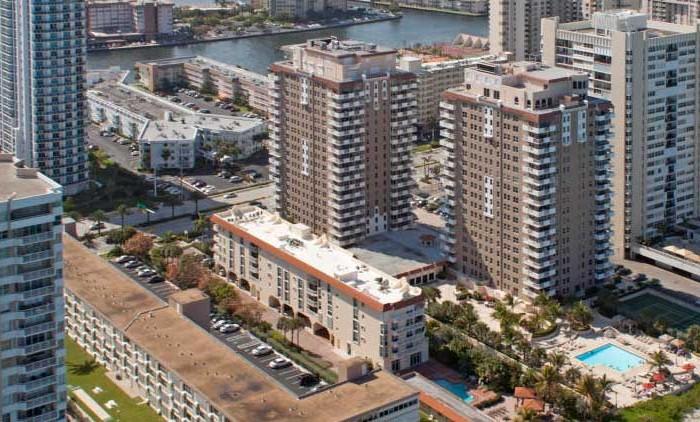Malaga Towers Condominiums