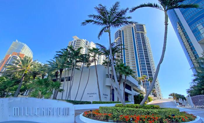 millennium condominium complex