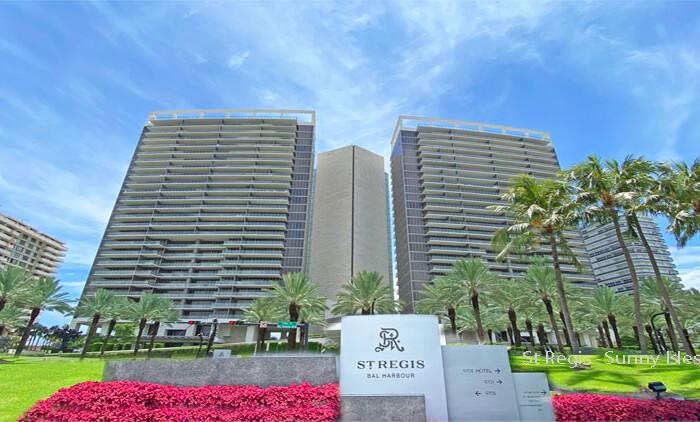 st regis condominium complex