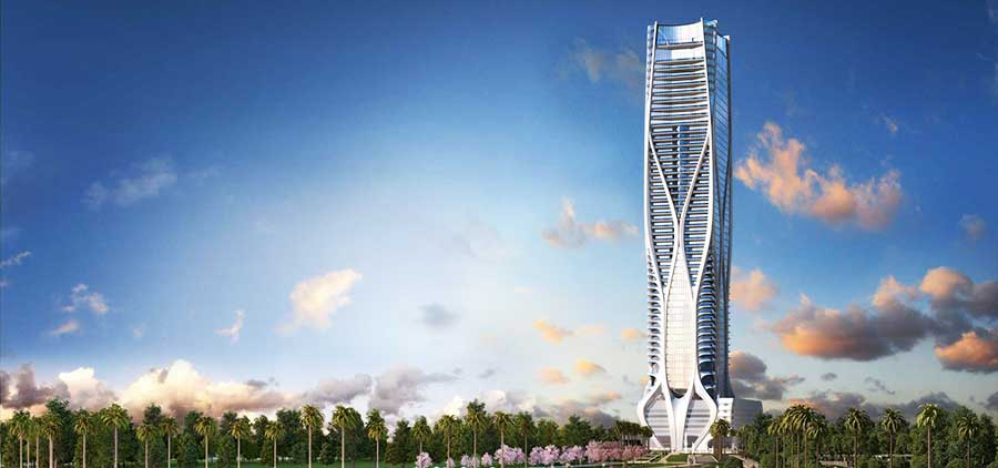 One Thousand Museum - new developments at Miami
