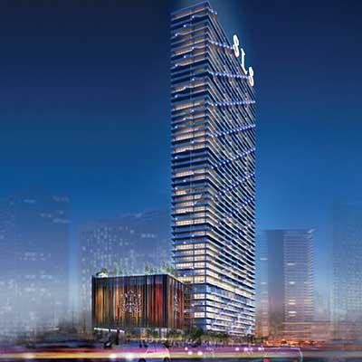 SLS Brickell - new developments at Miami