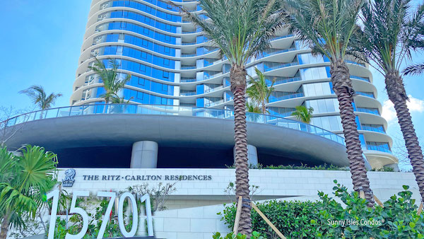 the ritz carlton condominium