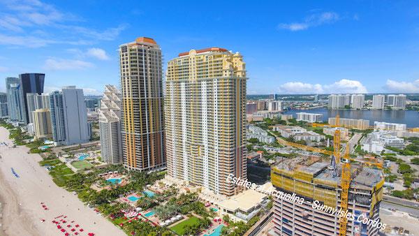 Estates at Acqualina condominium complex