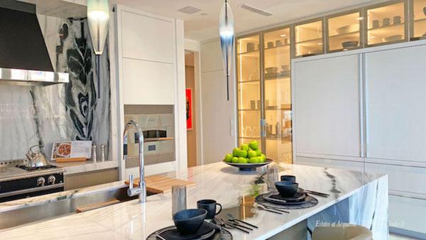 Estates at Acqualina kitchen