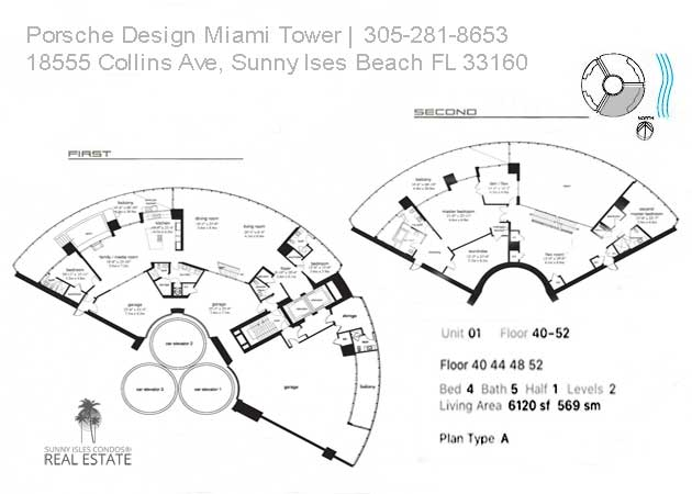 PH floor plan porsche condos