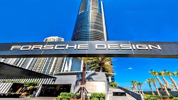 Porsche Design Miami