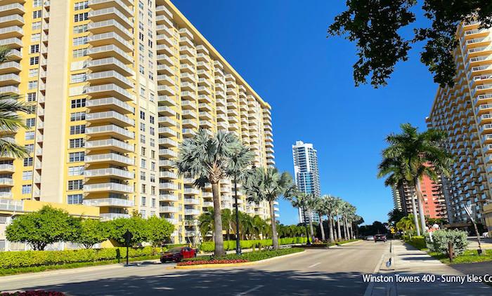 Winston Towers 400 condominium complex