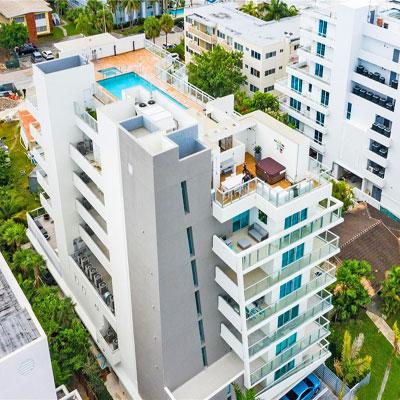 One by Tross condominium complex