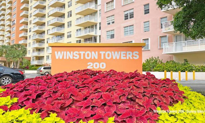 Winston Towers 200 condominium complex