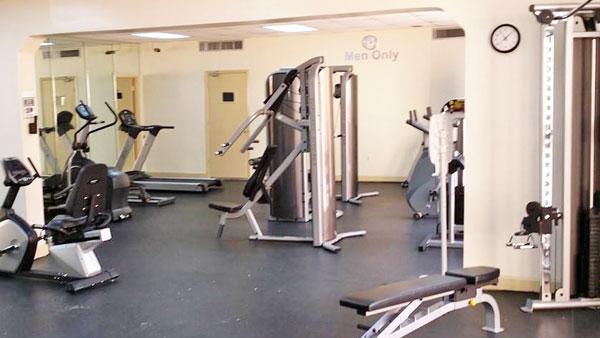 Winston Towers 600 gym