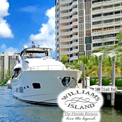 1000 williams island condominium complex