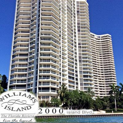 2000 williams island condo complex