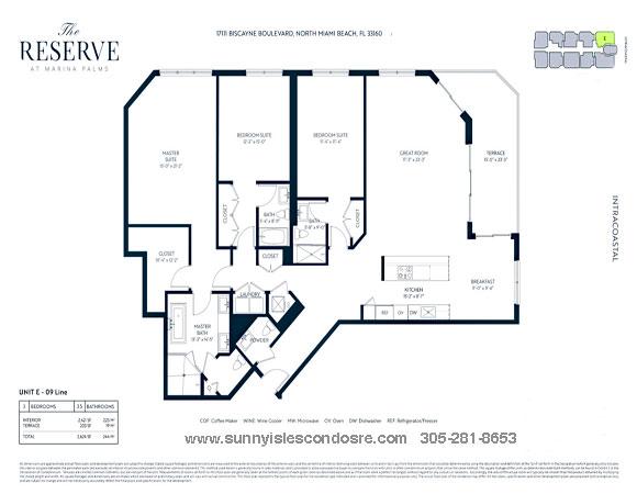 line 09 marina palms floor plan