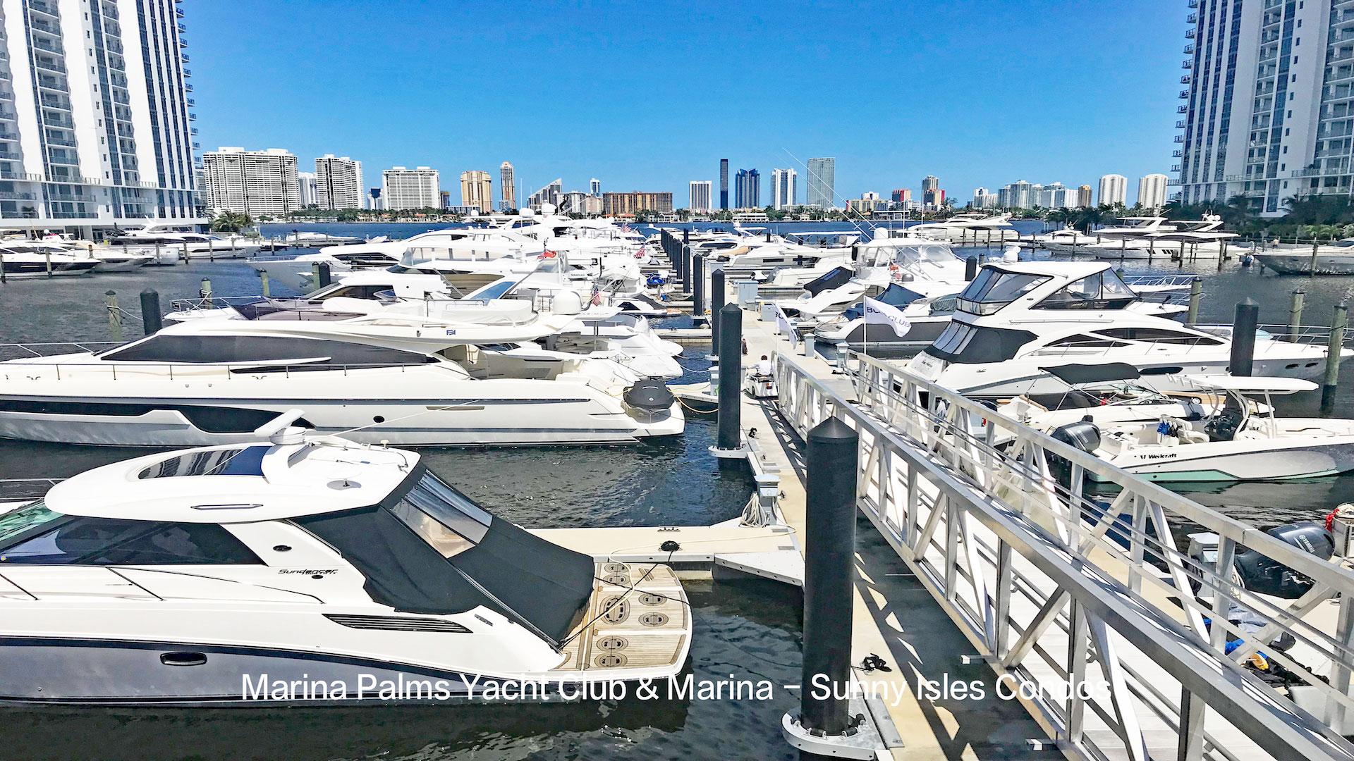 marina palms south tower