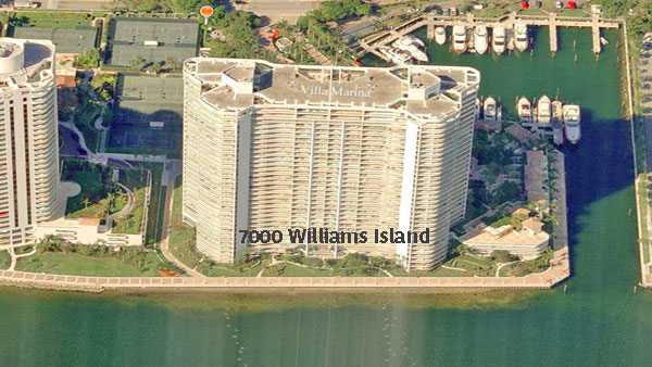 williams island 7000