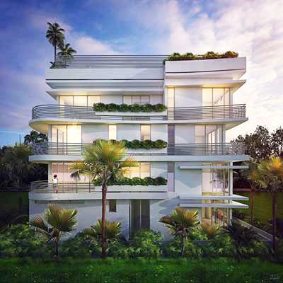 Benicio at Bay Harbor condominium complex