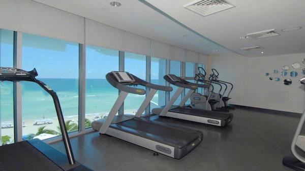 Jade Beach Gym