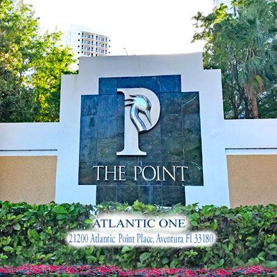 atlantic I at the point apartment building