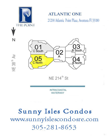Atlantic I at the Point Master Plan
