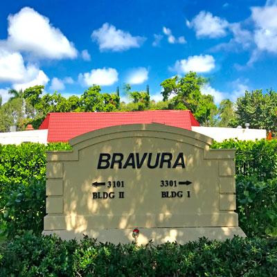 bravura residential complex
