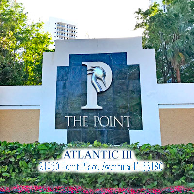 atlantic III at the point apartment building
