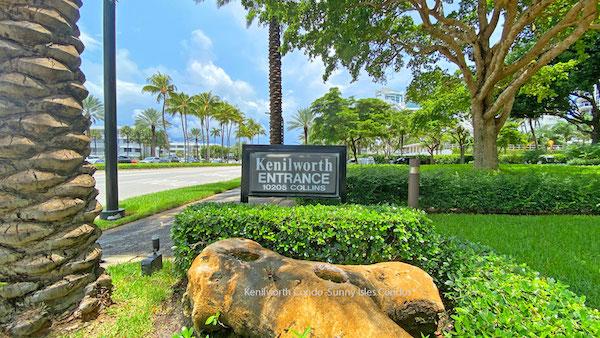 Kenilworth oceanfront condos