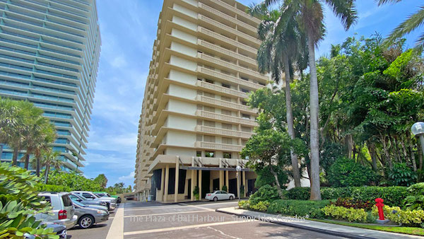 The Plaza of Bal Harbour Condos