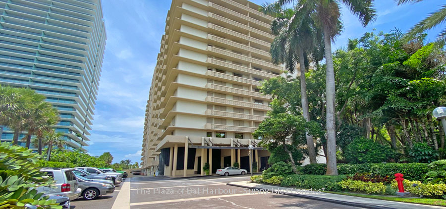 the plaza of bal harbour apartment building