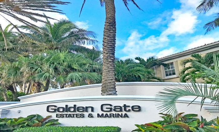golden gate residential complex