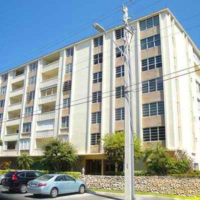 caravelle condominium complex