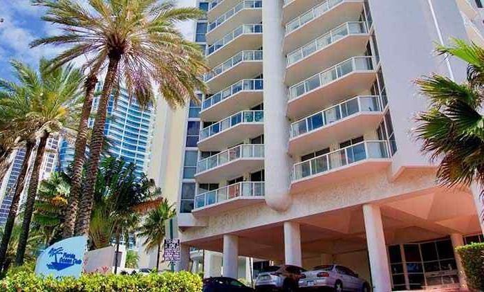 florida ocean condominium complex