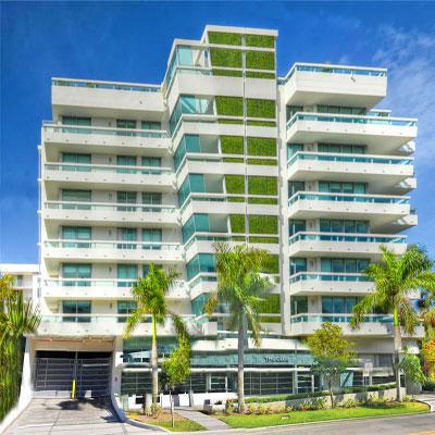the club at bay harbor condominium complex