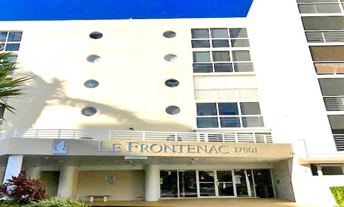le Frontenac aparment building