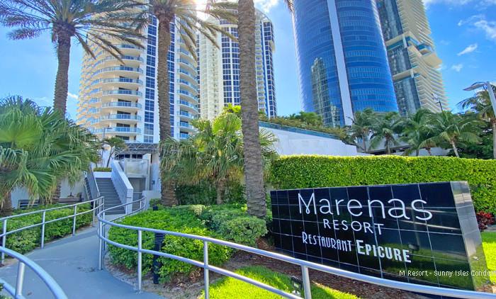 m resort apartment building