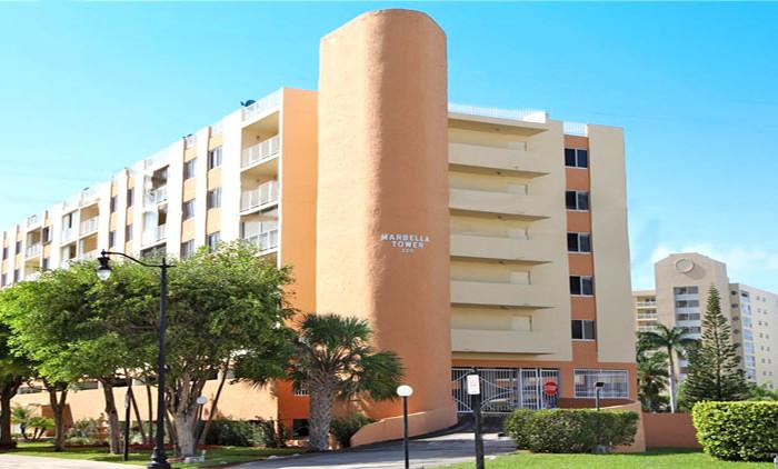 marbella condominium complex