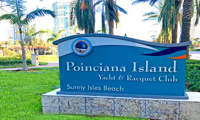 poinciana residential complex