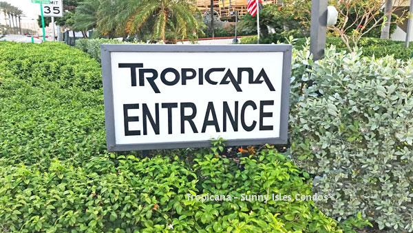 tropicana condominium