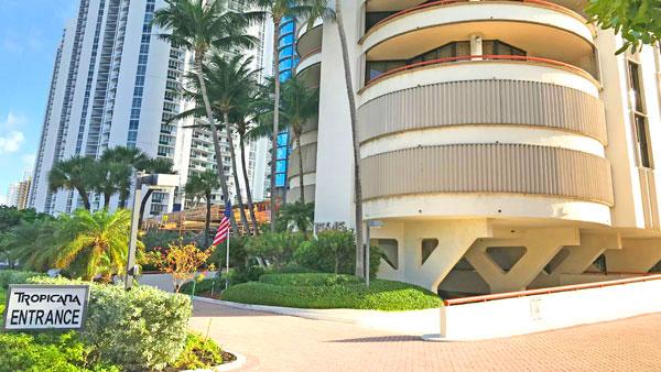 the tropicana condominium