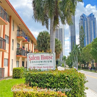 Salem House Condos