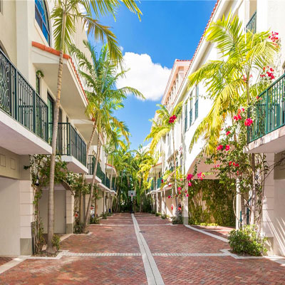 the villas at bay harbor condominium complex