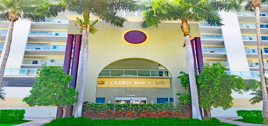 golden bay apartment building