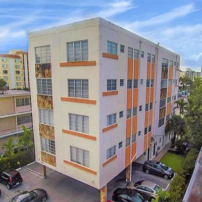 Chatillon condominium complex