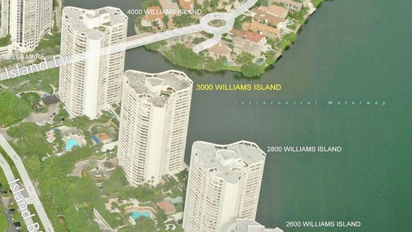 3000 Williams Island Condos