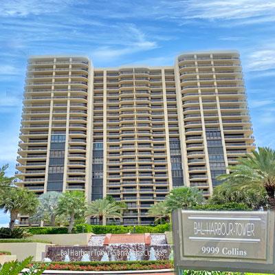 bal harbour tower condominium complex