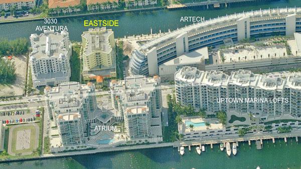 Eastside Condominium complex