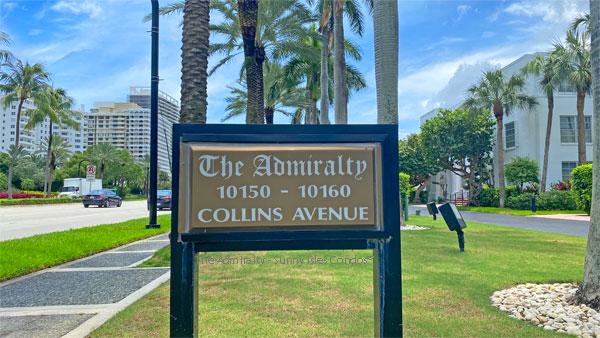 the admiralty condo complex