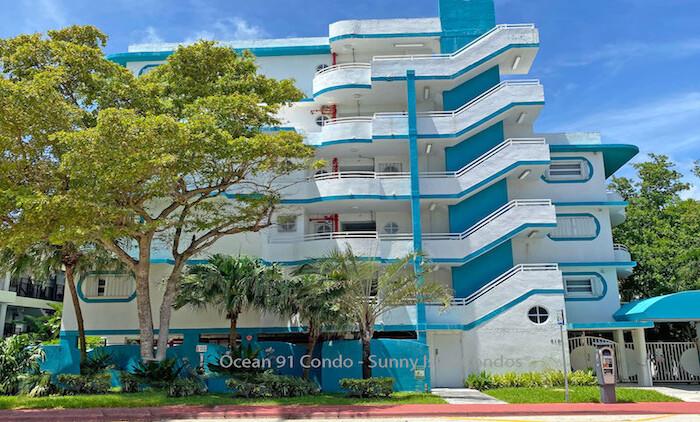 ocean 91 condominium complex