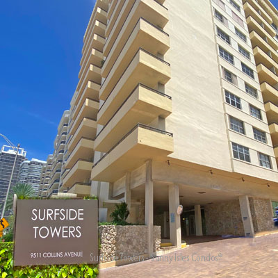 surfside towers condos for sale