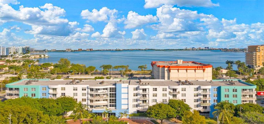 breeze condominium complex