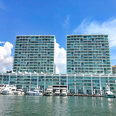 400 sunny isles condominium complex